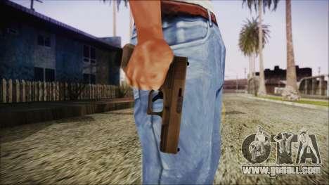 PayDay 2 STRYK 18c for GTA San Andreas third screenshot