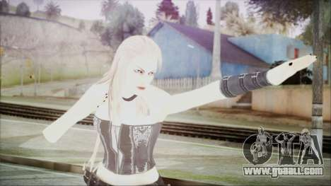DMC4 Trish for GTA San Andreas