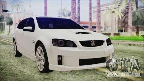Holden Commodore VE Sportwagon 2012 for GTA San Andreas