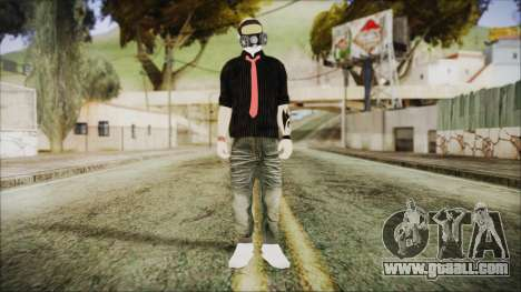 GTA Online Skin 15 for GTA San Andreas second screenshot