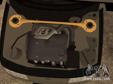 VAZ 2110 DPS for GTA San Andreas engine