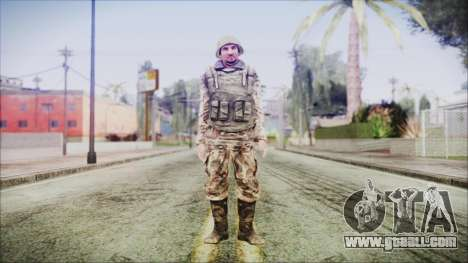 World In Conflict Generic Russian for GTA San Andreas second screenshot