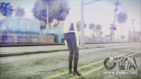 DMC4 Trish for GTA San Andreas third screenshot