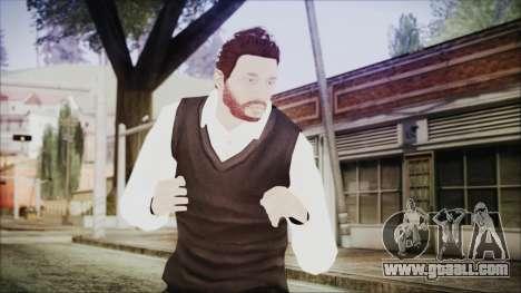 GTA Online Skin 41 for GTA San Andreas