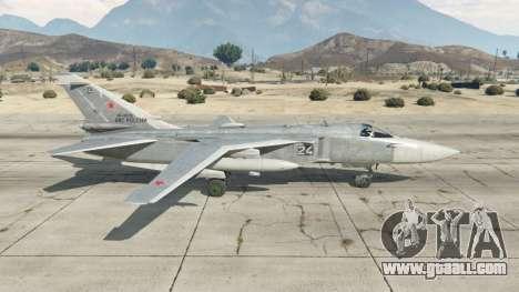 GTA 5 Su-24M second screenshot