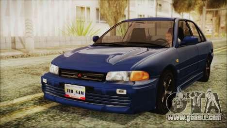 Mitsubishi Lancer 1998 for GTA San Andreas