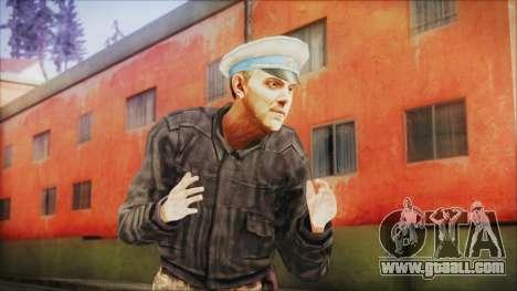 World In Conflict Lebdjev for GTA San Andreas