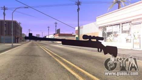 Remington 700 HD for GTA San Andreas second screenshot