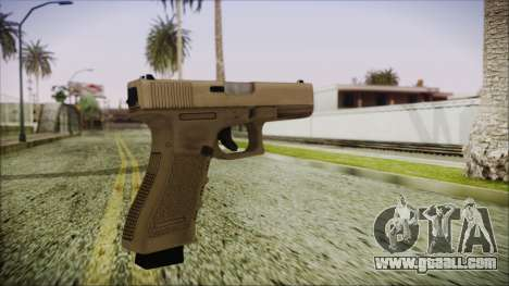 PayDay 2 STRYK 18c for GTA San Andreas second screenshot