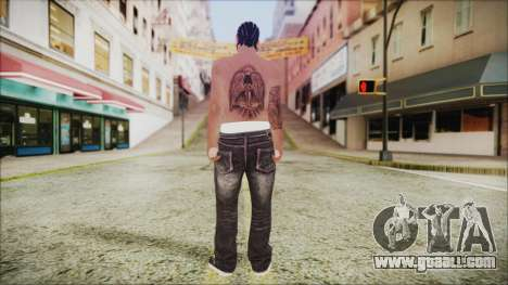 Skin GTA Online 1 for GTA San Andreas third screenshot