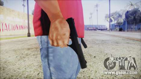 GTA 5 Vintage Pistol - Misterix 4 Weapons for GTA San Andreas