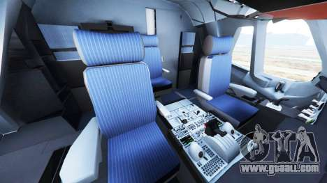 GTA 5 Airbus A380-800 sixth screenshot