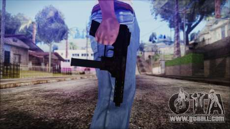 TEC-9 Search and Rescue for GTA San Andreas third screenshot