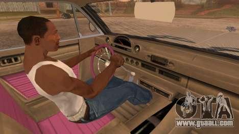 GTA 5 Declasse Clean Voodoo for GTA San Andreas right view
