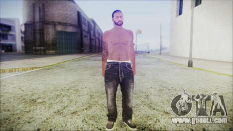 Skin GTA Online 1 for GTA San Andreas second screenshot
