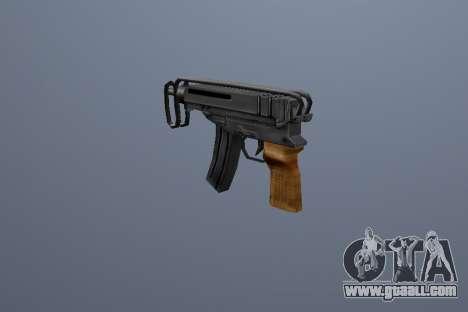PP Scorpio for GTA San Andreas third screenshot