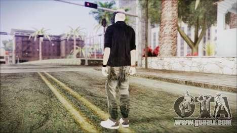 GTA Online Skin 15 for GTA San Andreas third screenshot