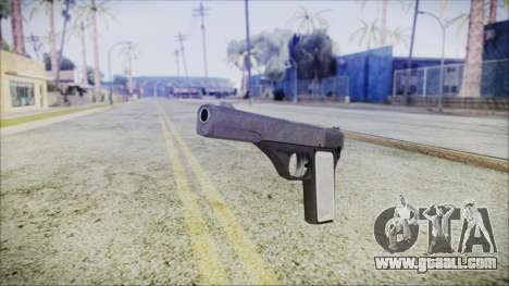GTA 5 Vintage Pistol - Misterix 4 Weapons for GTA San Andreas second screenshot