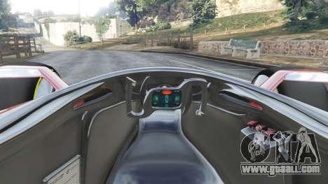 GTA 5 Ferrari F1 Concept rear right side view