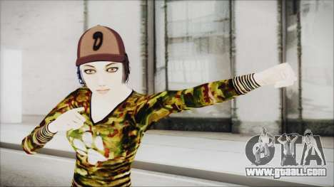 Clementine for GTA San Andreas