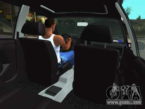 Volkswagen Passat B3 Variant for GTA San Andreas back view