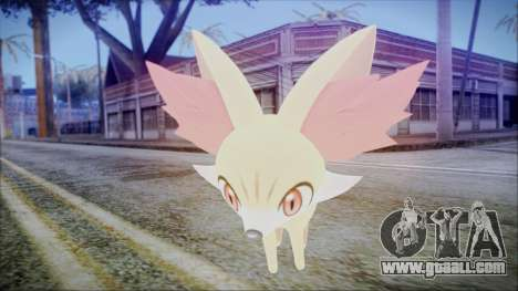 Fennekin (Pokemon XY) for GTA San Andreas third screenshot