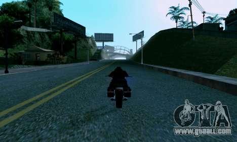 uM ENB for weak PC for GTA San Andreas fifth screenshot