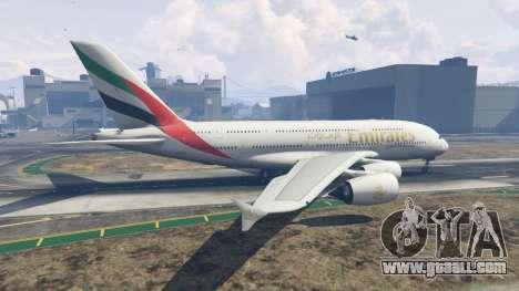 GTA 5 Airbus A380-800 second screenshot