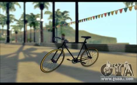 GTA V Fixter for GTA San Andreas left view