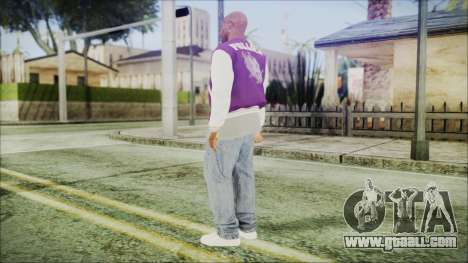 GTA 5 Ballas 3 for GTA San Andreas third screenshot