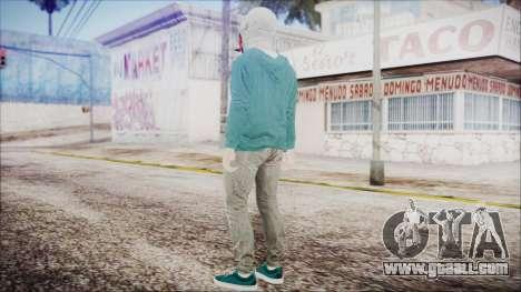 GTA Online Skin 21 for GTA San Andreas third screenshot