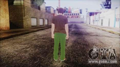 GTA Online Skin 11 for GTA San Andreas third screenshot