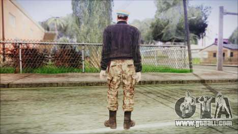 World In Conflict Lebdjev for GTA San Andreas third screenshot