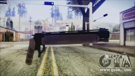 GTA 5 Marksman Pistol - Misterix 4 Weapons for GTA San Andreas