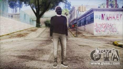 GTA Online Skin 53 for GTA San Andreas second screenshot