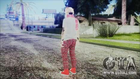 GTA Online Skin 54 for GTA San Andreas third screenshot