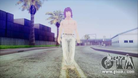 Rambo City Shirtless for GTA San Andreas second screenshot