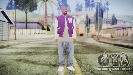 GTA 5 Ballas 3 for GTA San Andreas second screenshot