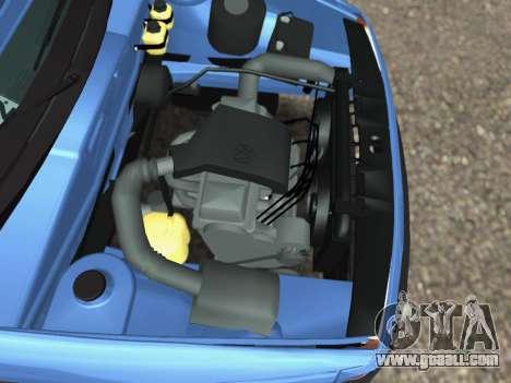 Volkswagen Passat B3 Variant for GTA San Andreas upper view