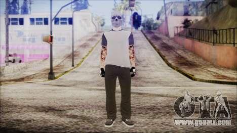 GTA Online Skin 51 for GTA San Andreas second screenshot