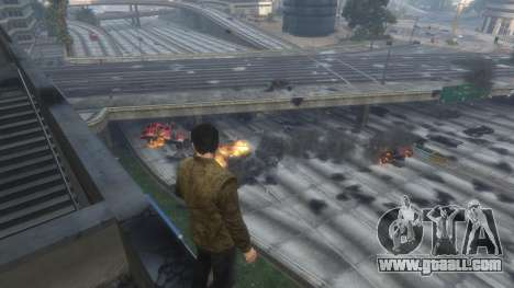 Heat vision Superman 1.1 for GTA 5