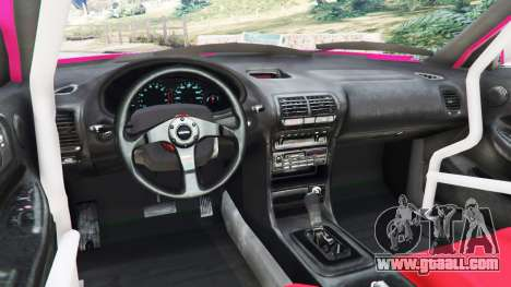 Honda Integra DC2 for GTA 5