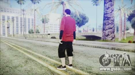 GTA Online Skin 27 for GTA San Andreas third screenshot