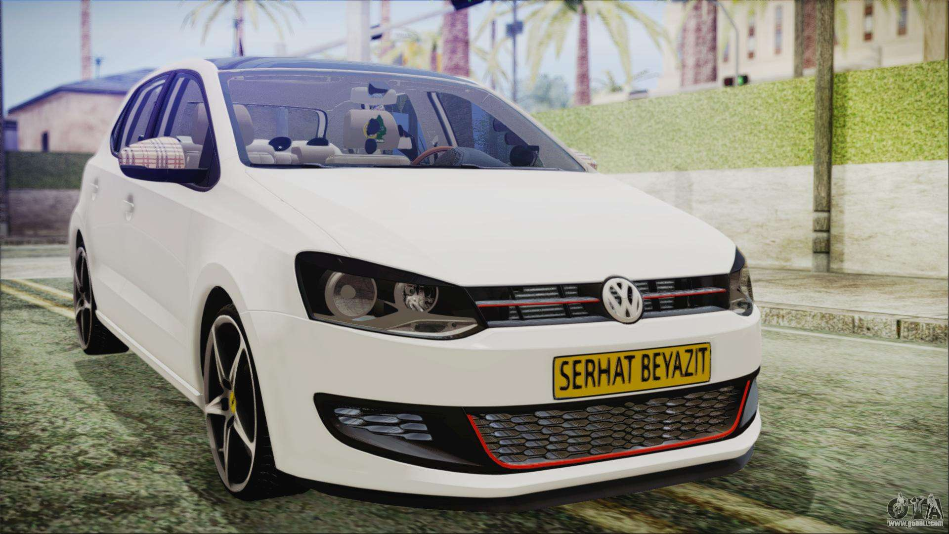 volkswagen polo 1 2 tsi for gta san andreas. Black Bedroom Furniture Sets. Home Design Ideas