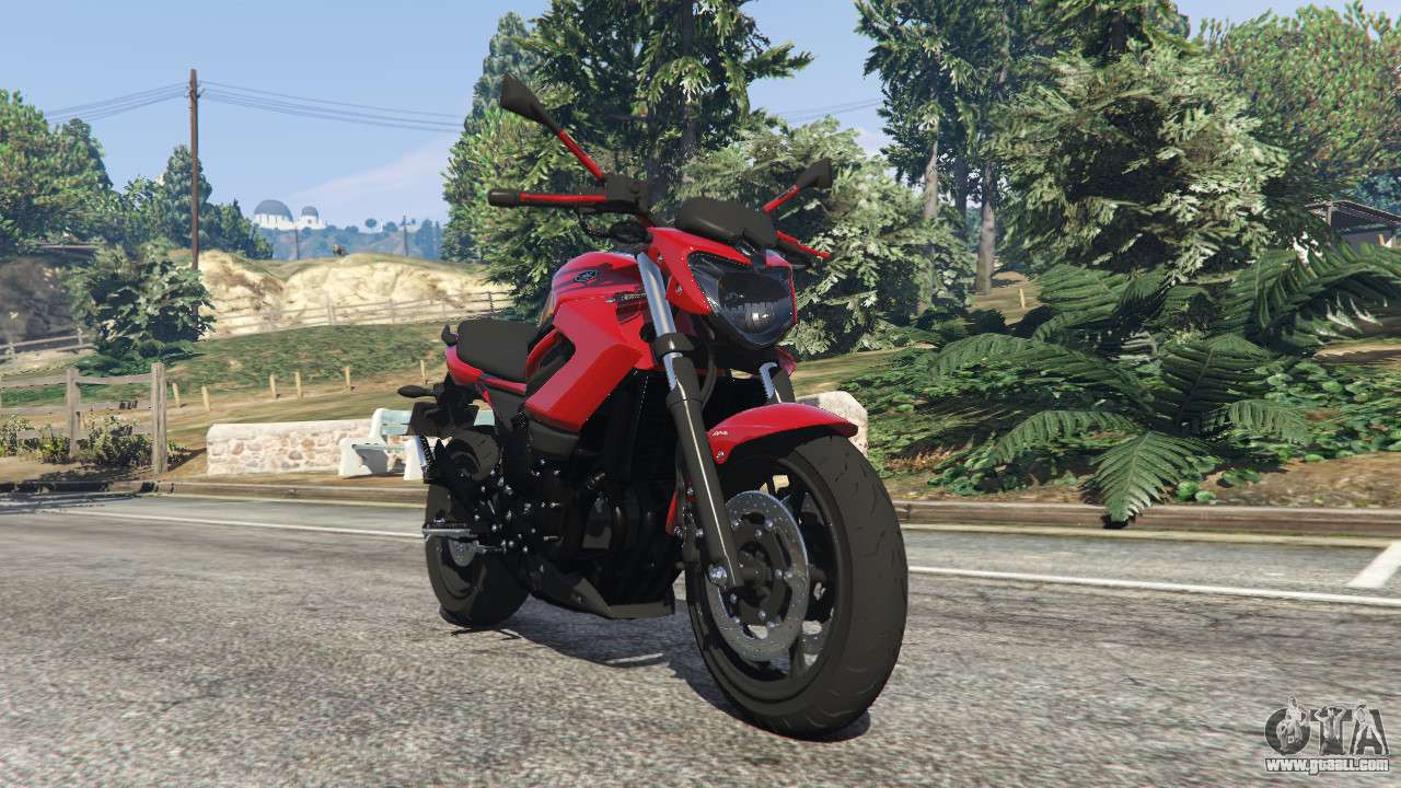 yamaha xj6 for gta 5. Black Bedroom Furniture Sets. Home Design Ideas
