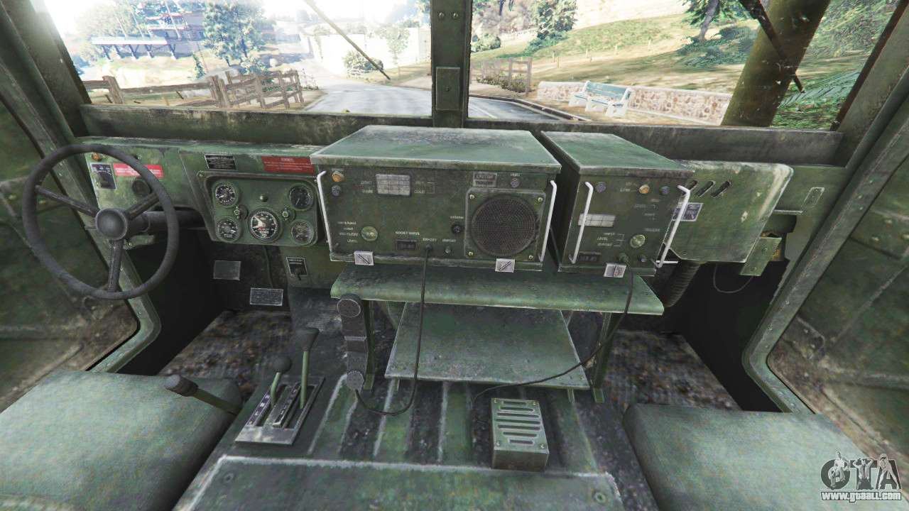Bandicam on Hmmwv Engine Cover