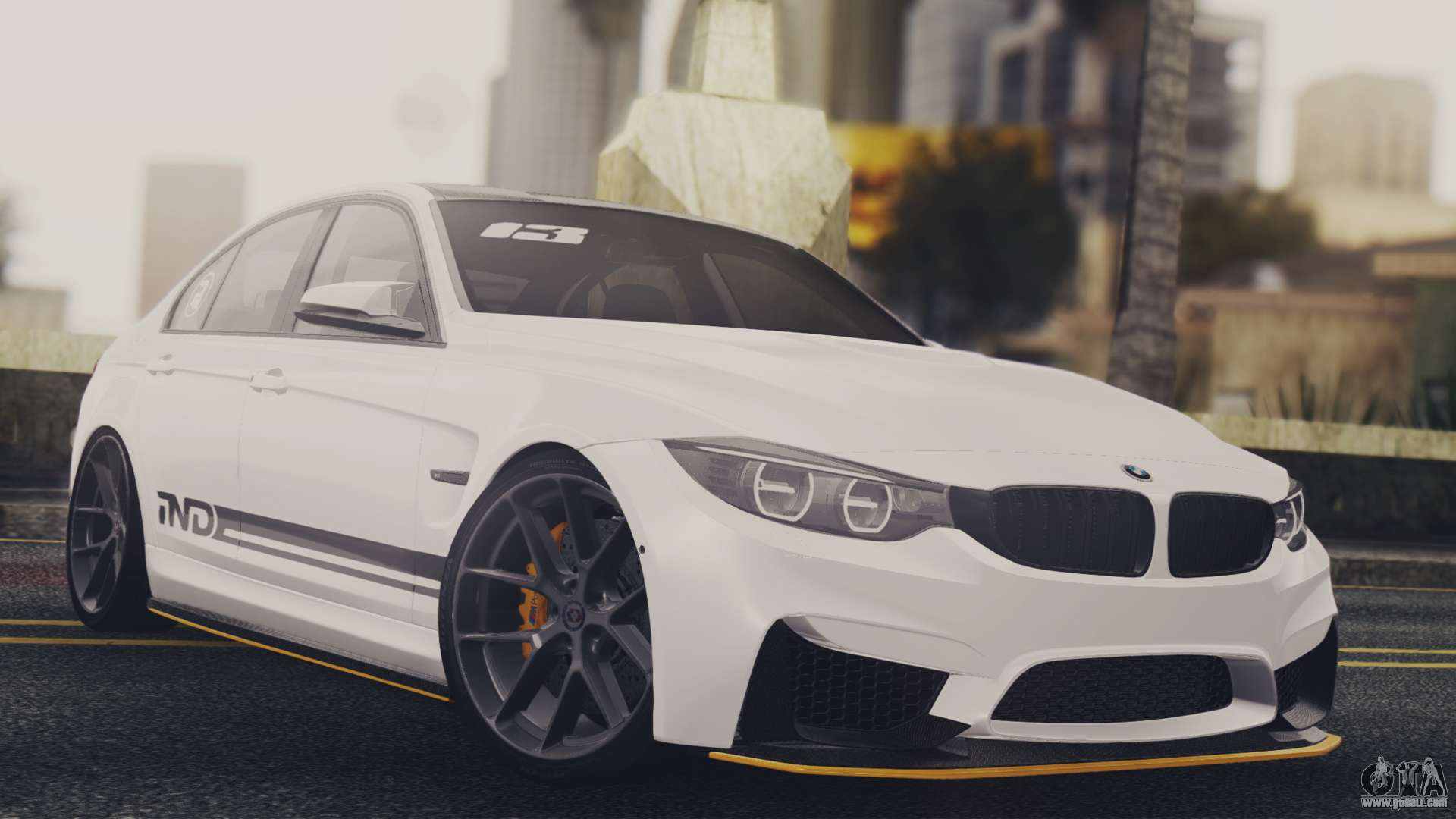 bmw m3 f30 ind edition for gta san andreas. Black Bedroom Furniture Sets. Home Design Ideas