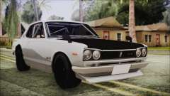 Nissan Skyline GT-R Hakosuka for GTA San Andreas