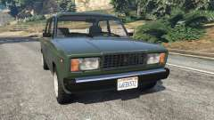 VAZ-2107 [Riva] v1.1 for GTA 5