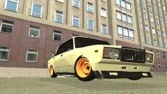 VAZ 2107 Car for GTA San Andreas